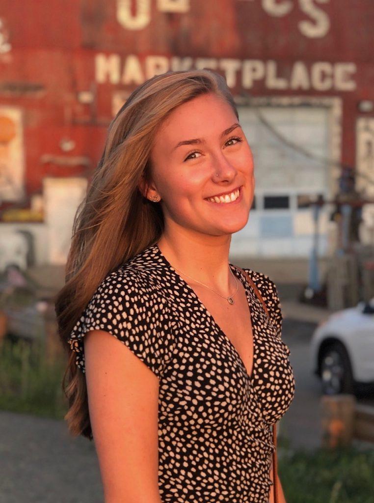 Portrait of Hannah Peterson